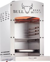 Grill, 800 ° C, 5 hoogtes, gas grill, rvs, bbq grill