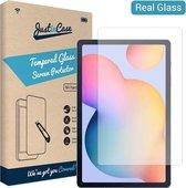 Samsung Tab S6 Lite screenprotector- Gehard glas - Transparant - Just in Case