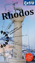 Boek cover Rhodos anwb extra van Hans E Latzke (Paperback)