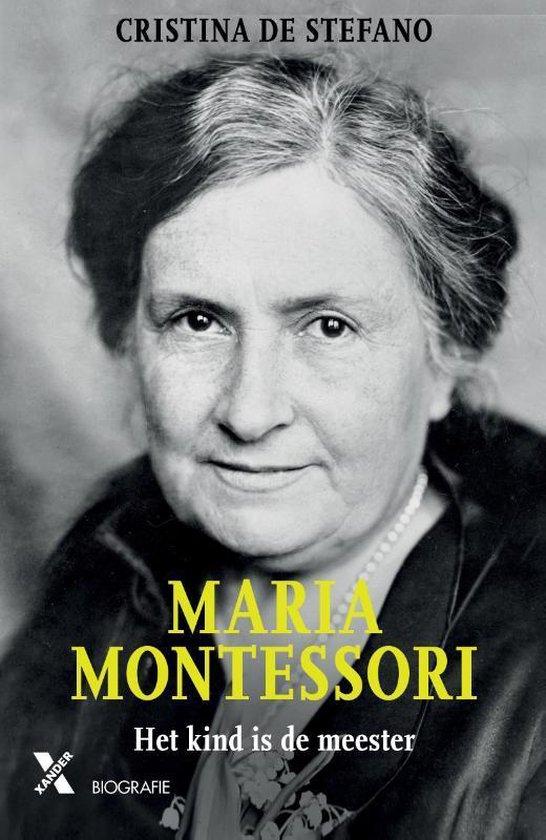 Boek cover Maria Montessori van Cristina de Stefano (Paperback)