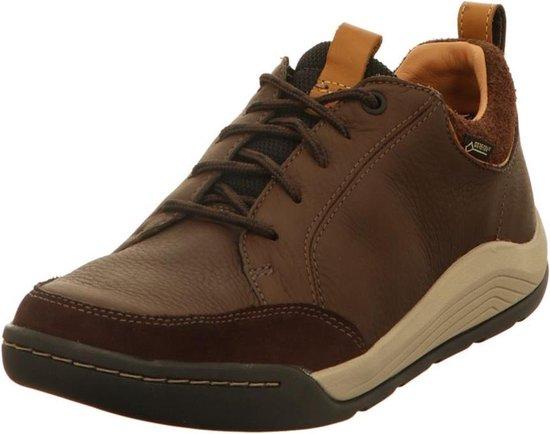 Clarks Heren AshcombeBayGTX - G010407 - bruin - maat 7