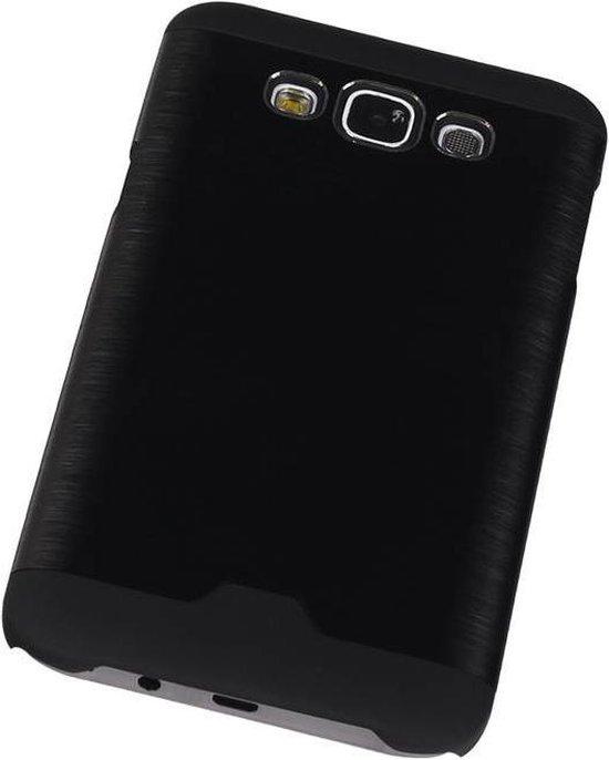 Wicked Narwal | Lichte Aluminium Hardcase voor Samsung Galaxy E7 Zwart