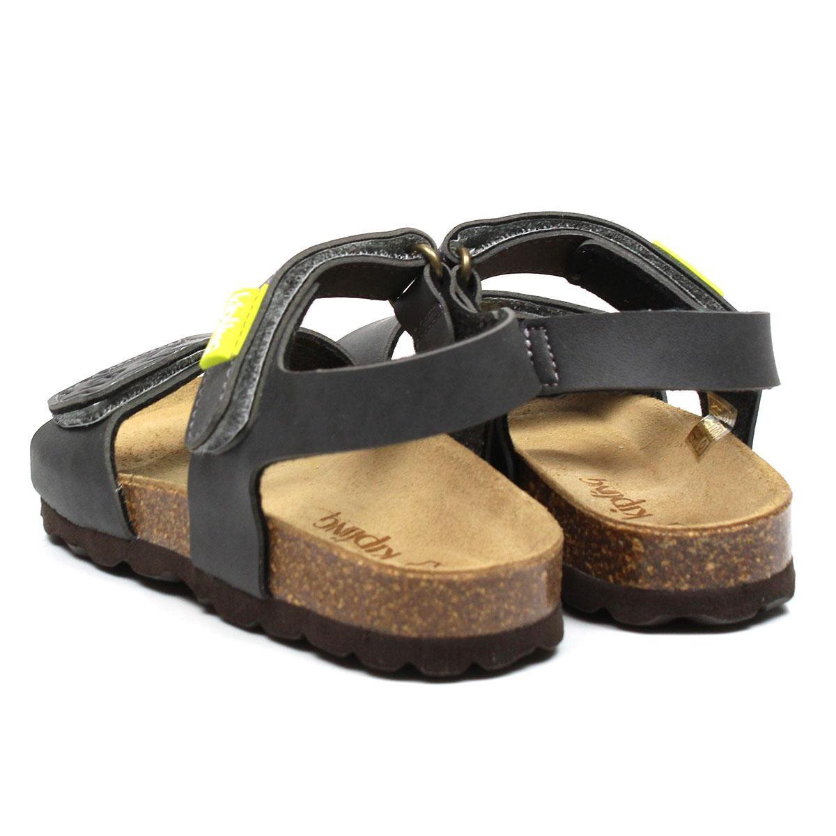Kipling GUY jongens sandaal grijs, ,29