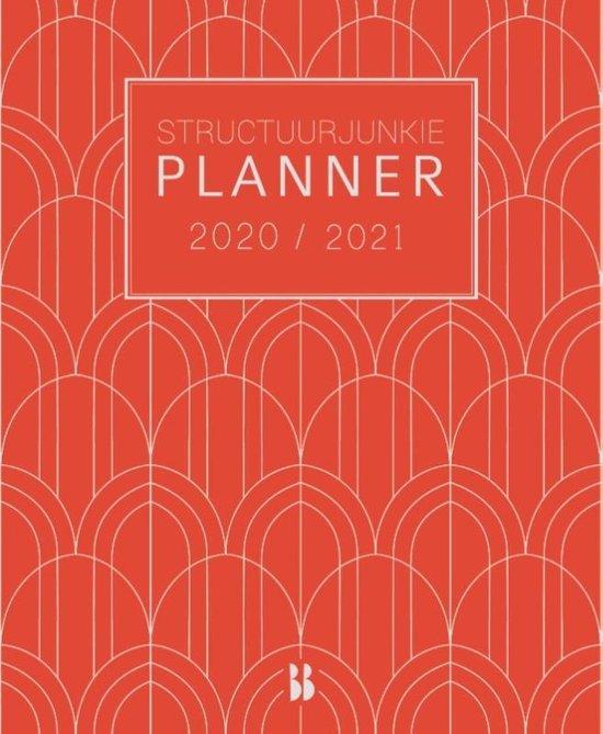 Structuurjunkie - Structuurjunkie planner 2020/2021