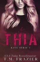 Boekomslag van 'King 3 - Thia'