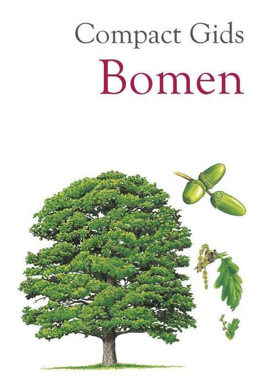 Boek cover Compact natuurgids Bomen van Scribent (Paperback)