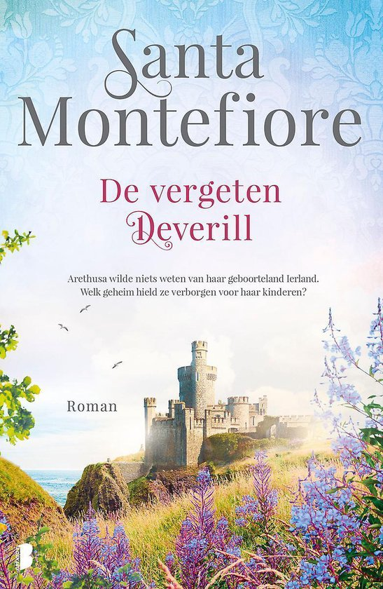 Boek cover Deverill 4 -   De vergeten Deverill van Santa Montefiore (Paperback)