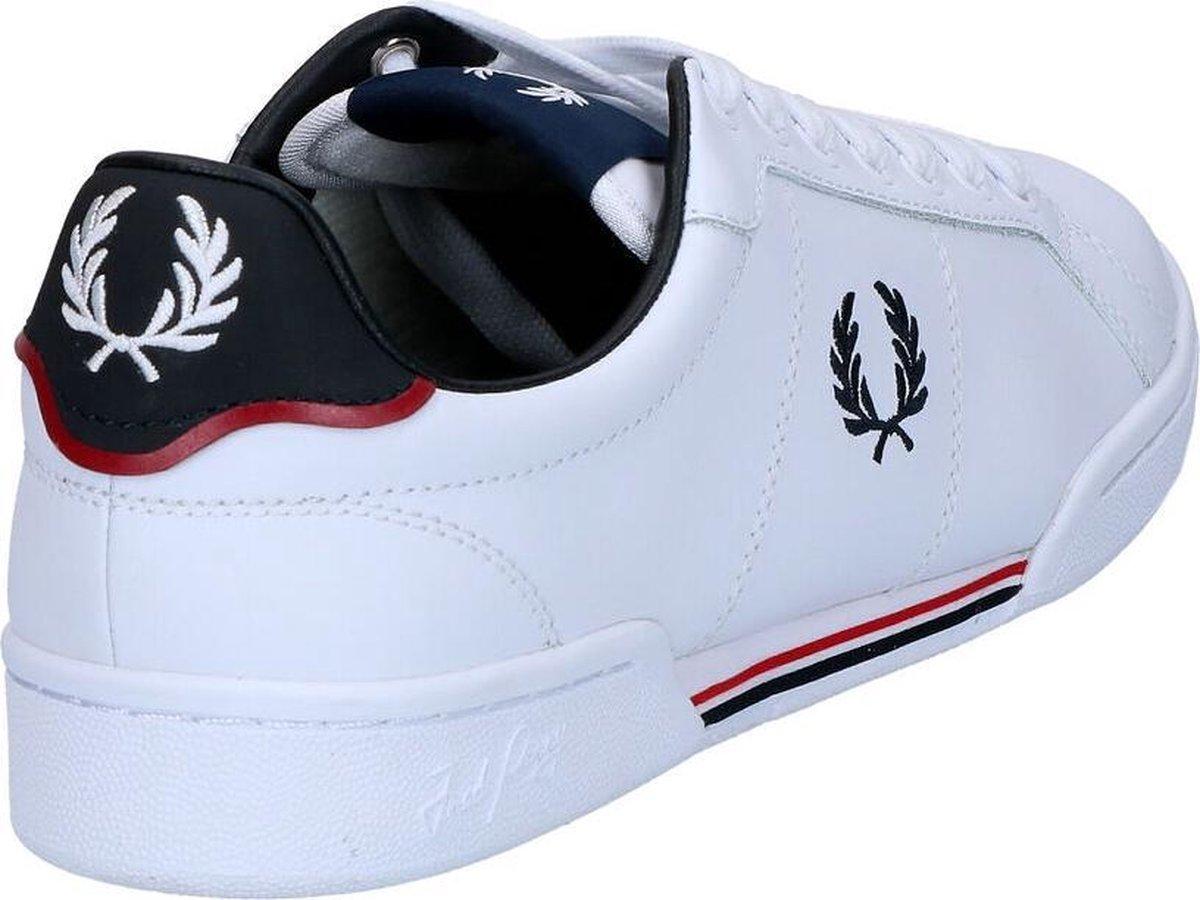 Fred Perry Witte Sneakers Heren 39 Sneakers