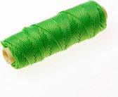 Kelfort Metselkoord nylon rol groen 50 meter