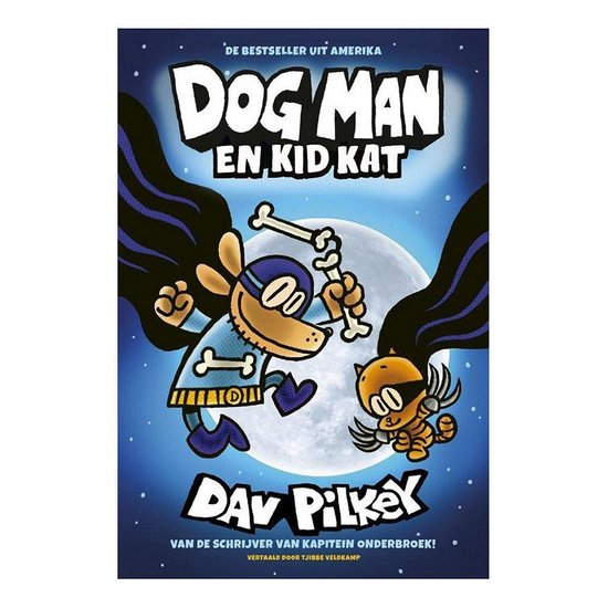 Dog Man - Dog Man en Kid Kat - Dav Pilkey |
