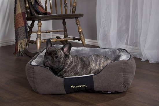 Scruffs Chester - Hondenmand - Bruin - XL - 90 x 70 cm
