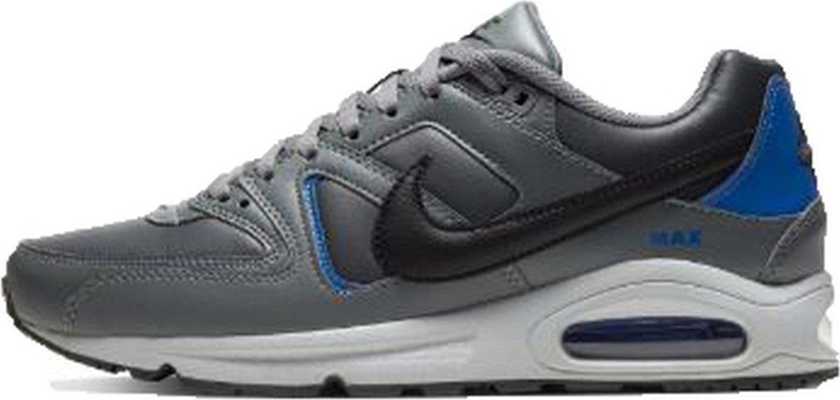 Nike Air Max Command Leather Sneaker Heren ZwartNeutral GreyAnthracite