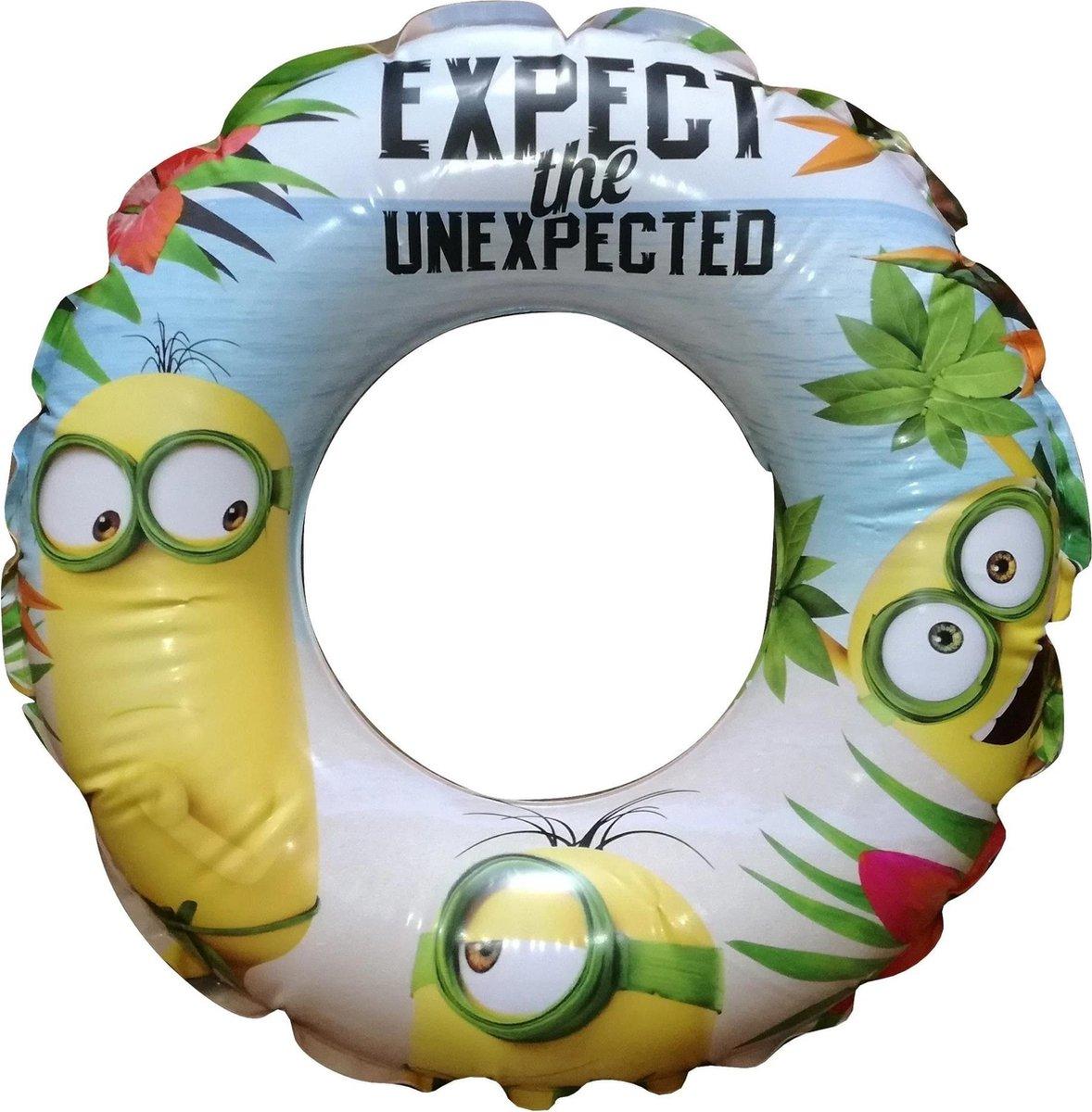 Verschrikkelijke ikke Minions zwemband - Tropical - 3 tot 6 jaar