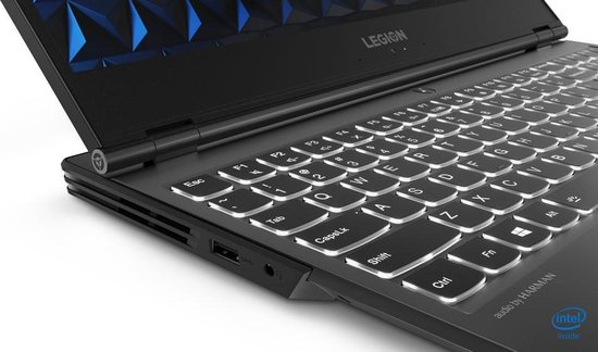 Lenovo Legion Y540 Notebook Zwart 39,6 cm (15.6'') 1920 x 1080 Pixels Intel® 9de generatie Core™ i5 16 GB DDR4-SDRAM 512 GB SSD NVIDIA GeForce GTX 1650 Wi-Fi 5 (802.11ac) Windows 10 Home