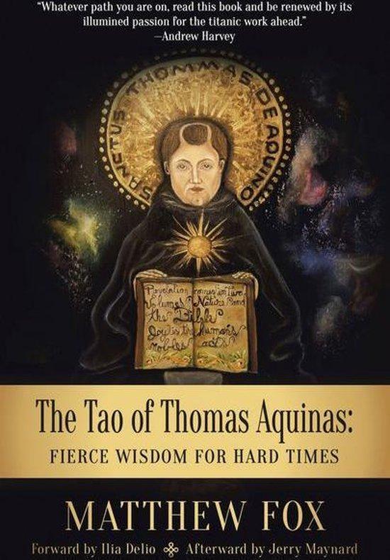 Boek cover The Tao of Thomas Aquinas van Matthew Fox (Onbekend)
