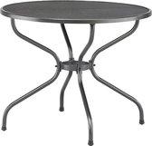 Kettler tafel strekmetaal 120 cm rond