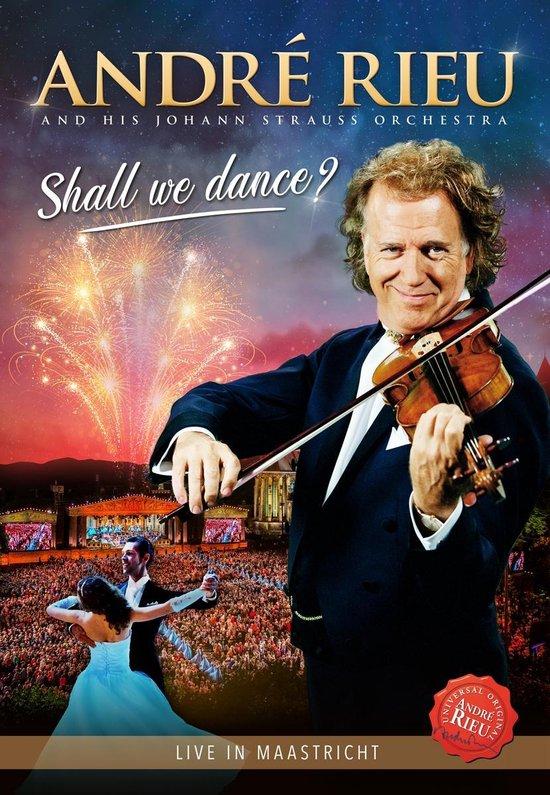 CD cover van Shall We Dance van André Rieu