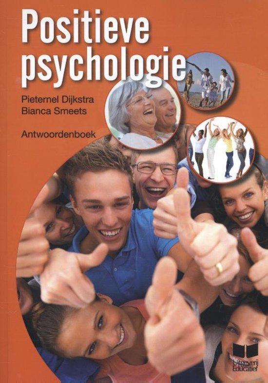Positieve psychologie Antwoordenboek - Pieternel Dijkstra |
