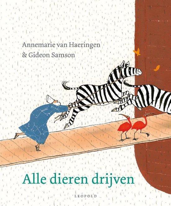 Alle dieren drijven - Annemarie van Haeringen  