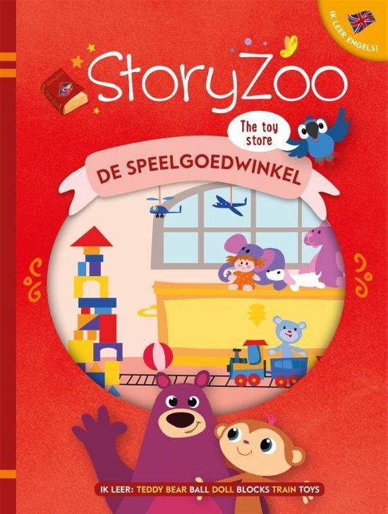 StoryZoo - De speelgoedwinkel - Studio Toktok |