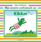 Boek cover Kikker - Mijn mooiste voorleesboek van Kikker van Max Velthuijs (Hardcover)