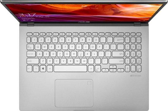 ASUS X509MA-EJ140T Notebook Zilver 39,6 cm (15.6'') 1920 x 1080 Pixels Intel® Celeron® N 4 GB 128 GB SSD Wi-Fi 5 (802.11ac) Windows 10 Home