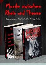 Omslag Morde zwischen Rhein und Themse