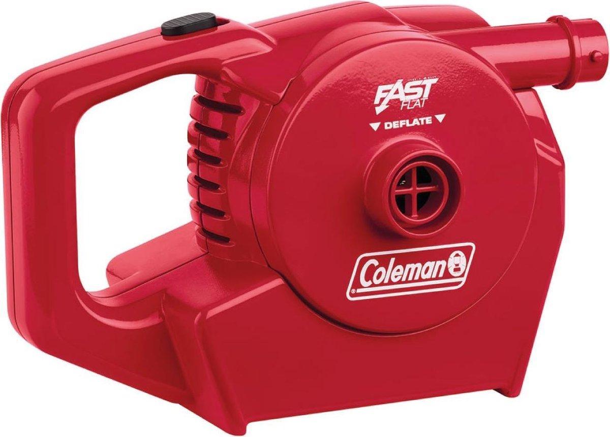 Coleman Oplaadbare Quickpump Elektrische Pomp - 12V / 230V - 679 Liter/min