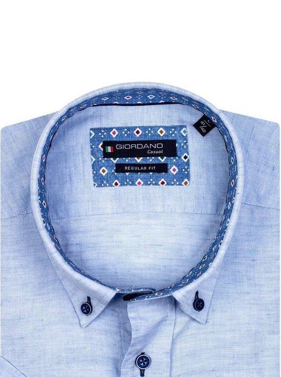 Giordano Regular Fit Heren Overhemd Xl