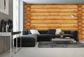 Brown | Yellow Photomural, wallcovering