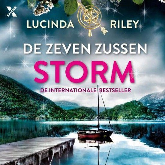 De Zeven Zussen 2 - Storm - Lucinda Riley | Fthsonline.com