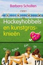 Hockeyhobbels en kunstgraskniee͏̈n