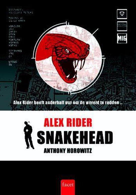 Alex Rider 7 - Snakehead - Anthony Horowitz | Fthsonline.com