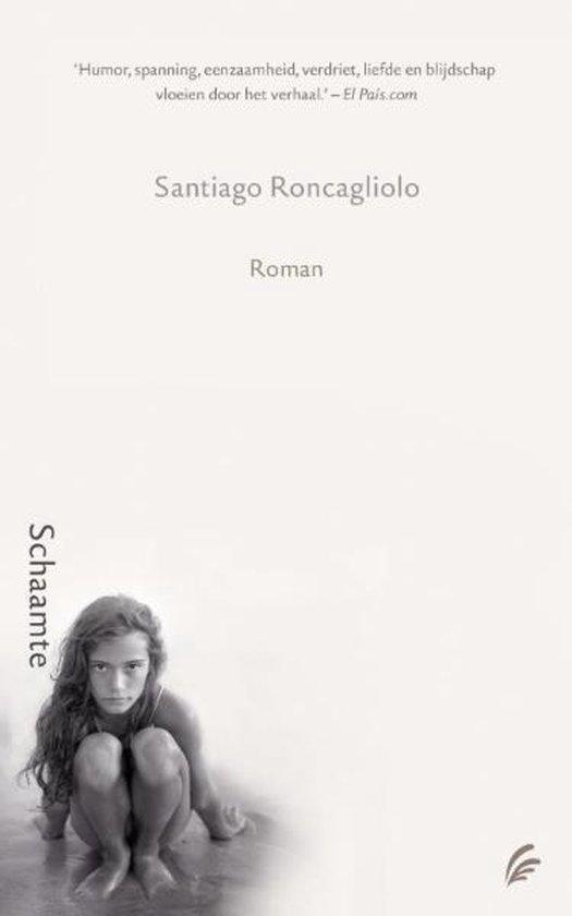 Cover van het boek 'Schaamte'
