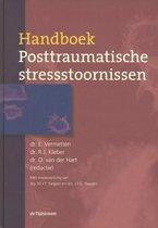 Boek cover Handboek Posttraumatische stressstoornissen van Eric Vermetten
