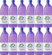 Schoonmaakazijn Groenland Lavendel 1 Liter - Doos a 12 Fles a 1 liter