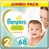 Pampers Premium Protection Luiers - Maat 2 (4-8 kg) - 68 stuks