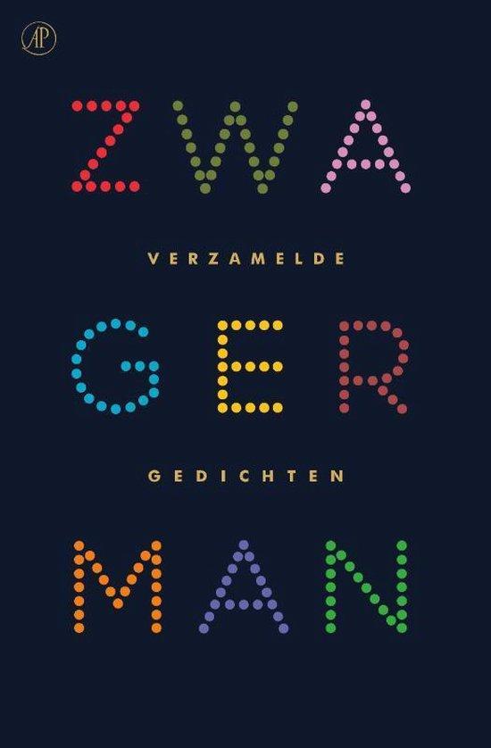 Boek cover Verzamelde gedichten van Joost Zwagerman (Hardcover)