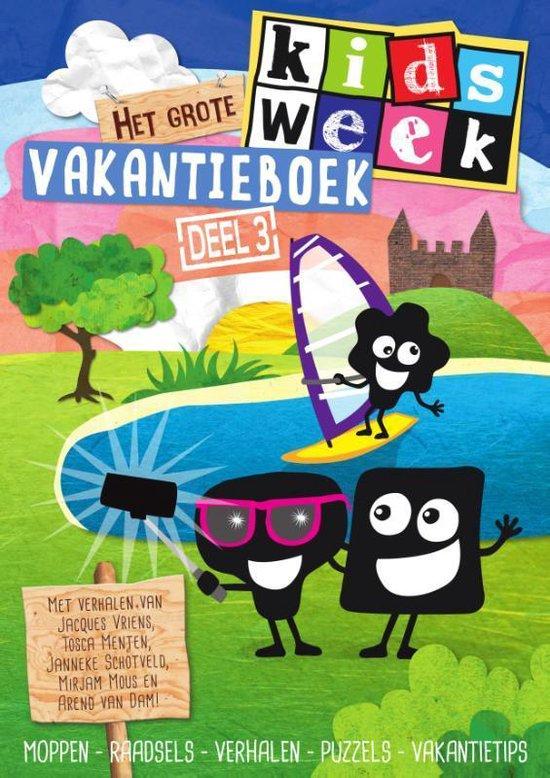 Kidsweek - Het grote Kidsweek vakantieboek