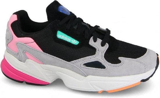 Adidas Dames Lage Sneakers Falcon W - Multi Maat 36⅔ HMl7XS