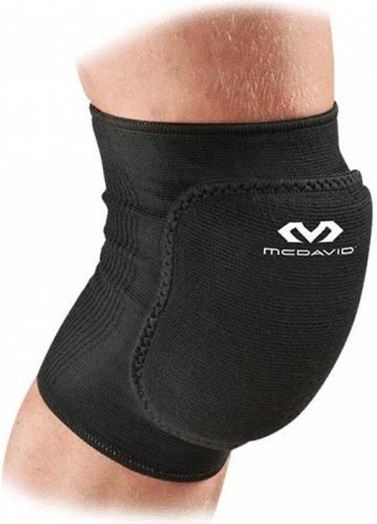 Mcdavid Sport Volleybal Kniebeschermer - Zwart | Maat: XS