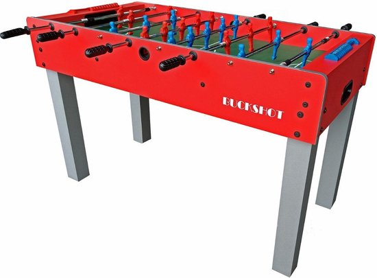 BuckShot Voetbaltafel Youth League Red
