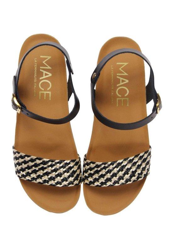 Mace Vrouwen Sandalen - Verla Zwart Maat 42 BGYwng