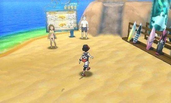 Pokemon Ultra Sun - 3DS - Nintendo