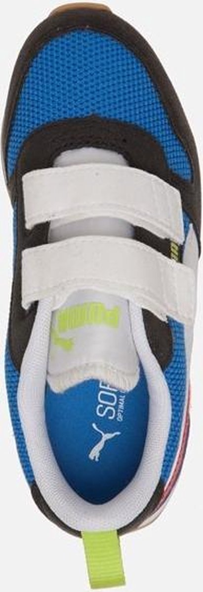 Puma R78 Preschool sneakers blauw Maat 34