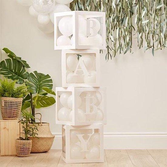Botanical Baby - Blokken Baby voor ballonnen