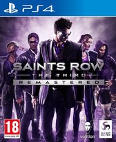 Saints Row: The Third Remastered - PS4