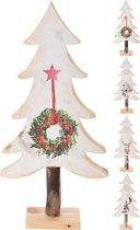 Kerstboom met Kerst Print 40cm