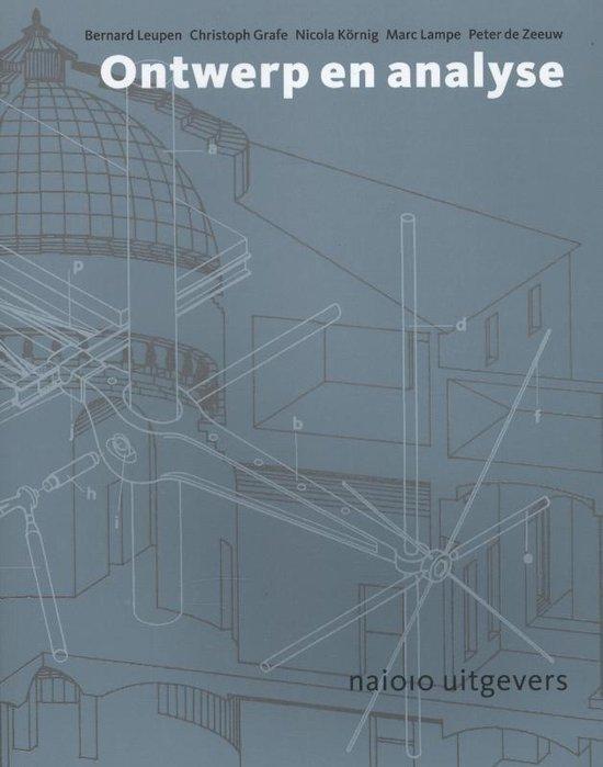Ontwerp en analyse - Bernard Leupen |