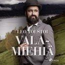Boek cover Valamiehiä van Leo Tolstoi